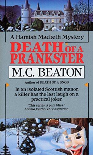9780804111027: Death of a Prankster (Hamish Macbeth Mysteries, No. 7)