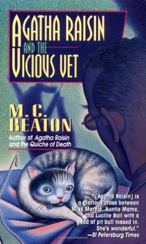 9780804111621: Agatha Raisin and the Vicious Vet (Agatha Raisin Mysteries, No. 2)