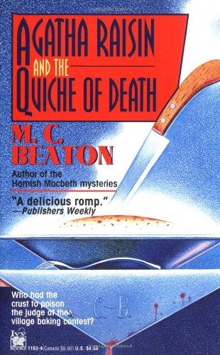9780804111638: Agatha Raisin and the Quiche of Death (Agatha Raisin Mysteries, No. 1)