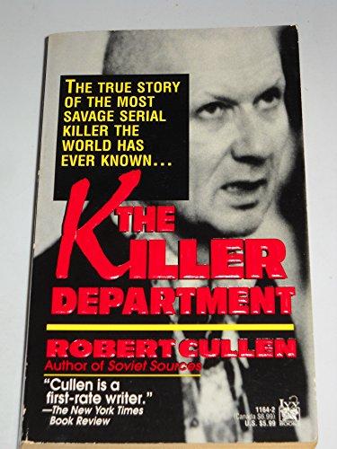 9780804111645: The Killer Department
