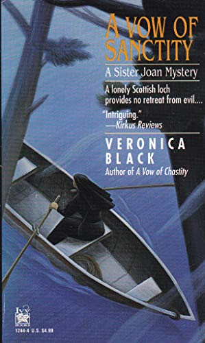 Vow of Sanctity (A Sister Joan Mystery): Black, Veronica