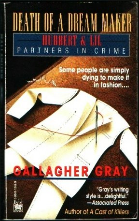 Death of a Dream Maker (Partners in Crime Mysteries #3): Gallagher Gray