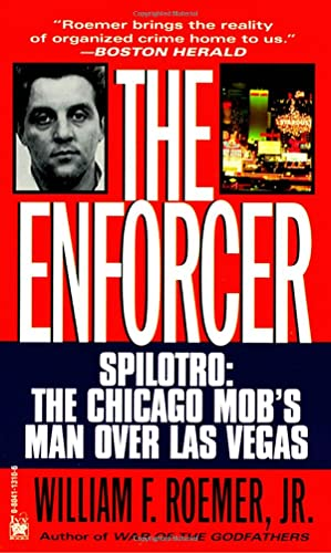 9780804113106: The Enforcer - Spilotro: The Chicago Mob's Man Over Las Vegas