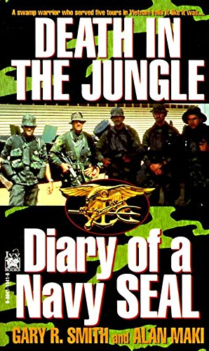 9780804113410: Death in the Jungle, Diary of a Navy Seal