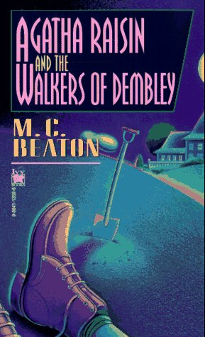9780804113588: Agatha Raisin and the Walkers of Dembley