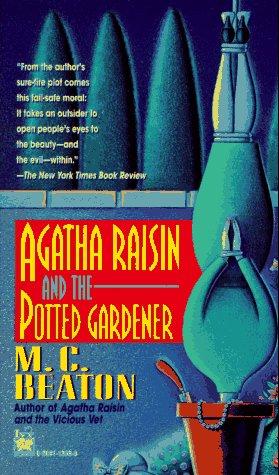 9780804113595: Agatha Raisin and the Potted Gardener (Agatha Raisin Mysteries, No. 3)
