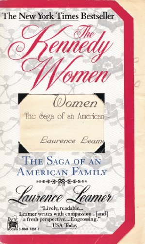 9780804113618: The Kennedy Women: The Saga of an American Family