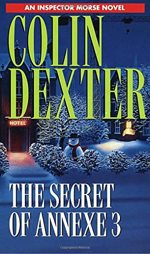 9780804114899: The Secret of Annexe 3 (Inspector Morse Mysteries)