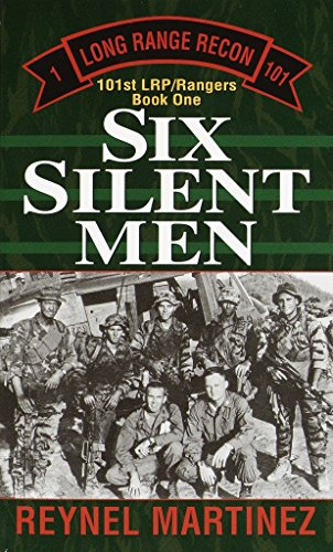 9780804115667: Six Silent Men: 101st LRP/Rangers