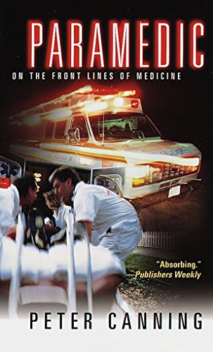 9780804116145: Paramedic: On the Front Lines of Medicine