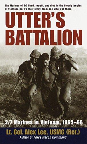 9780804116381: Utter's Battalion: 2/7 Marines in Vietnam, 1965-66