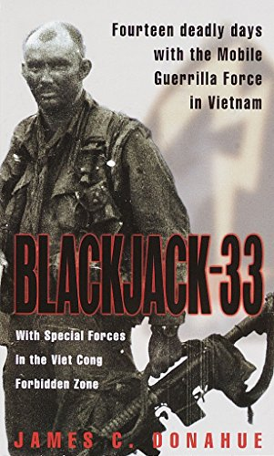 9780804117647: Blackjack-33: With Special Forces in the Viet Cong Forbidden Zone
