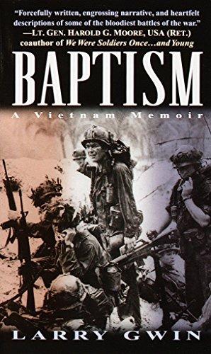 9780804119221: Baptism: A Vietnam Memoir