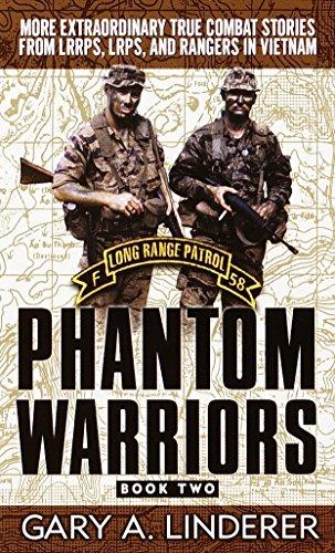 Phantom Warriors: Book 2: More Extraordinary True: Gary Linderer