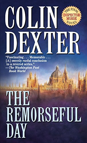9780804119542: REMORSEFUL DAY (Inspector Morse)