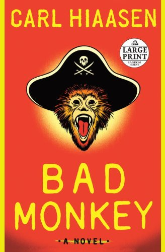 9780804120968: Bad Monkey (Random House Large Print)