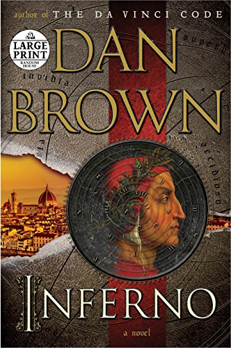 Inferno: A Novel (Random House Large Print): Brown, Dan