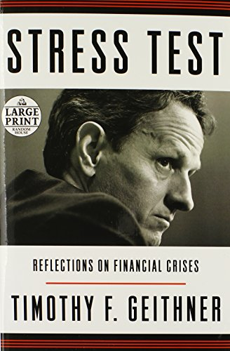 9780804121187: Stress Test: Reflections on Financial Crises (Random House Large Print)