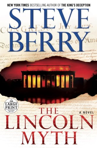 9780804121217: The Lincoln Myth: A Novel (Cotton Malone)