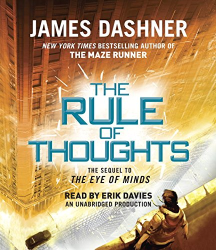 The Rule of Thoughts: James Dashner