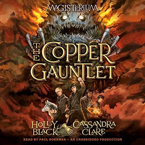9780804122641: The Copper Gauntlet