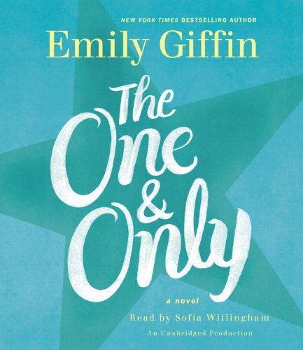 9780804127561: The One & Only: A Novel