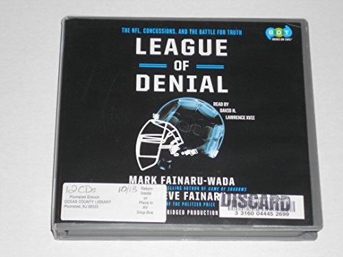 9780804128193: League of Denial