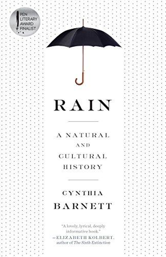 9780804137119: Rain: A Natural and Cultural History