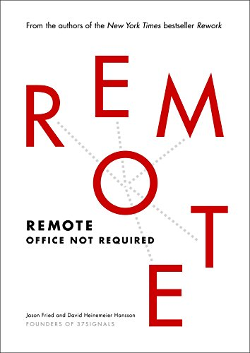 9780804137508: Remote: Office Not Required