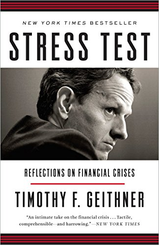 9780804138611: Stress Test: Reflections on Financial Crises