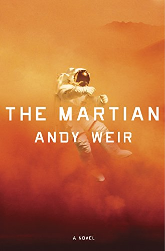 The Martian 1st edition 3rd printing SIGNED