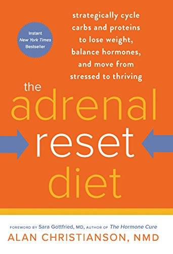 9780804140539: The Adrenal Reset Diet: Strategically Cycle Carbs and Proteins to Lose Weight, Balance Hormones, and Move from Stressed to Thriving