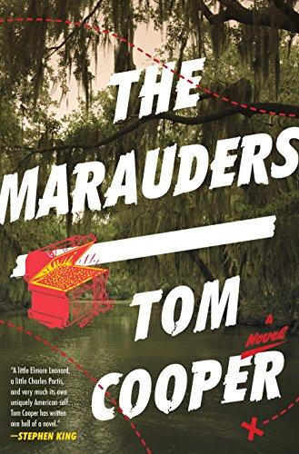 9780804140560: The Marauders