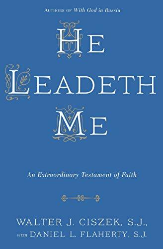 9780804141529: He Leadeth Me: An Extraordinary Testament of Faith