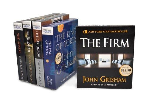 9780804141604: John Grisham Audiobook Bundle 1: 5 Titles