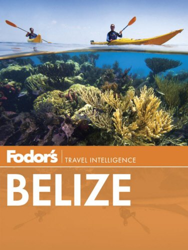 9780804141697: Fodor's Belize, 6th Edition