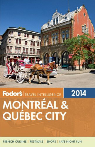9780804141710: Fodor's Montreal & Quebec City 2014 (Full-color Travel Guide)