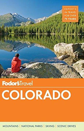 9780804141871: Fodor's Colorado (Travel Guide)