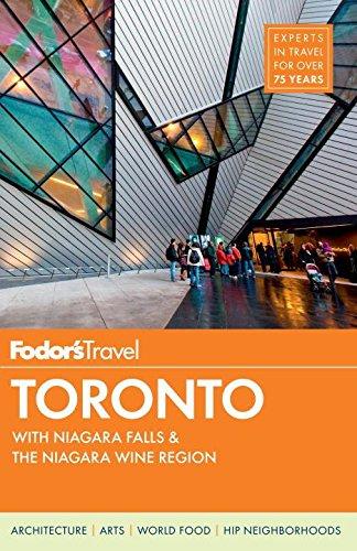 9780804141932: Fodor's Toronto
