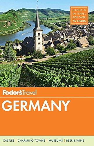 9780804141970: Fodor's Germany