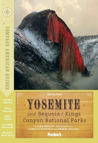 9780804142007: Compass American Guides: Yosemite & Sequoia/Kings Canyon National