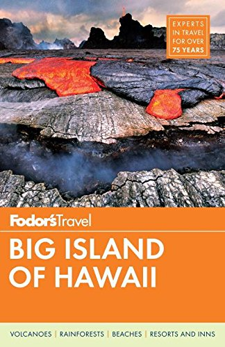 9780804142144: Fodor's Big Island of Hawaii (Full-color Travel Guide)