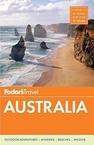 9780804142182: Fodor's Australia
