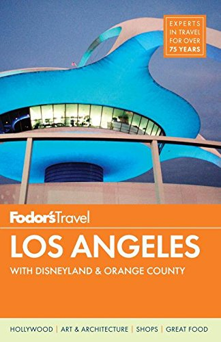 9780804142199: Fodor's Los Angeles: with Disneyland & Orange County (Full-color Travel Guide)