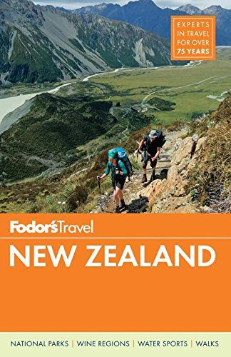 9780804142502: Fodor's New Zealand (Full-color Travel Guide)