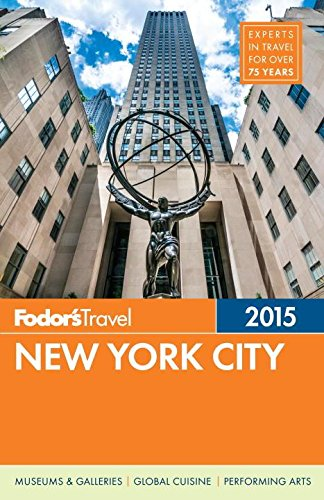 9780804142540: Fodor's New York City 2015 (Full-color Travel Guide)