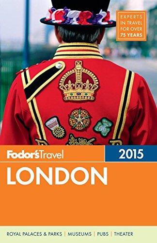 9780804142588: Fodor's London 2015 (Full-color Travel Guide)