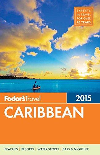 9780804142625: Fodor's 2015 Caribbean