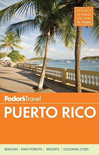 9780804142663: Fodor's Puerto Rico [With Map]