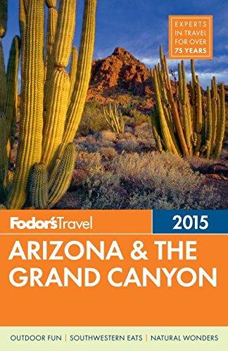 9780804142762: Fodor's 2015 Arizona & the Grand Canyon
